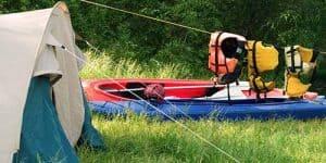 Canoe Kayak Camping