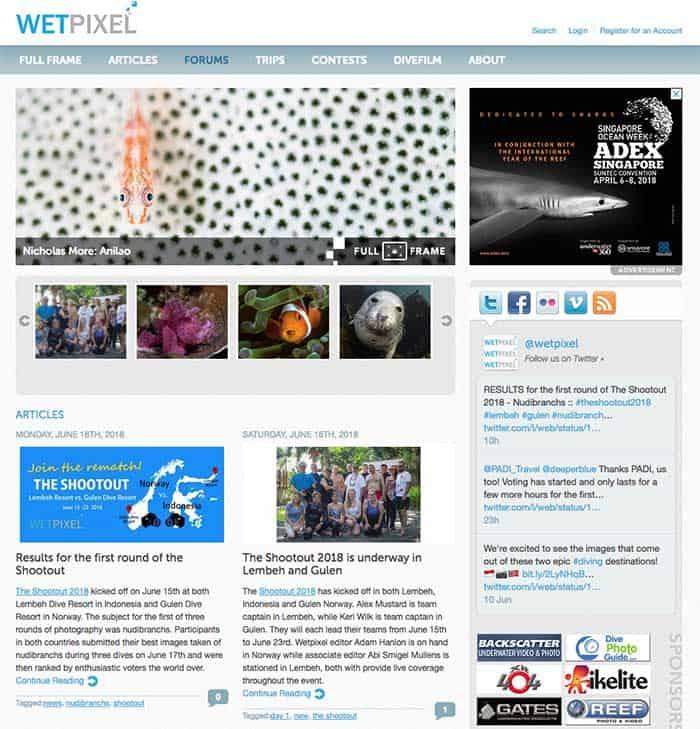 Wetpixel