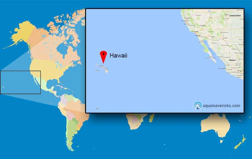 Best Places in the World to Night Dive = Hawaii
