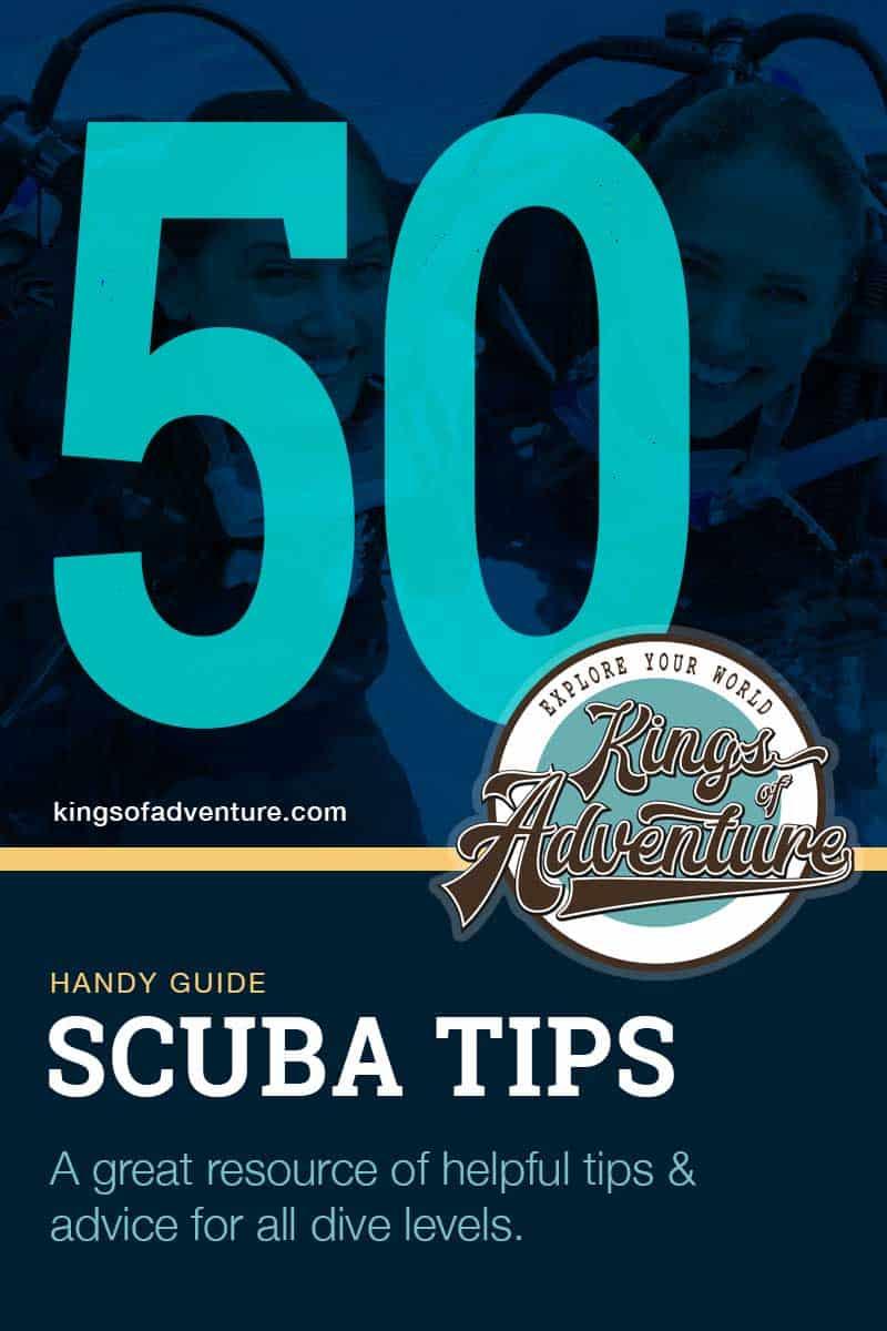 Scuba Dive Tips