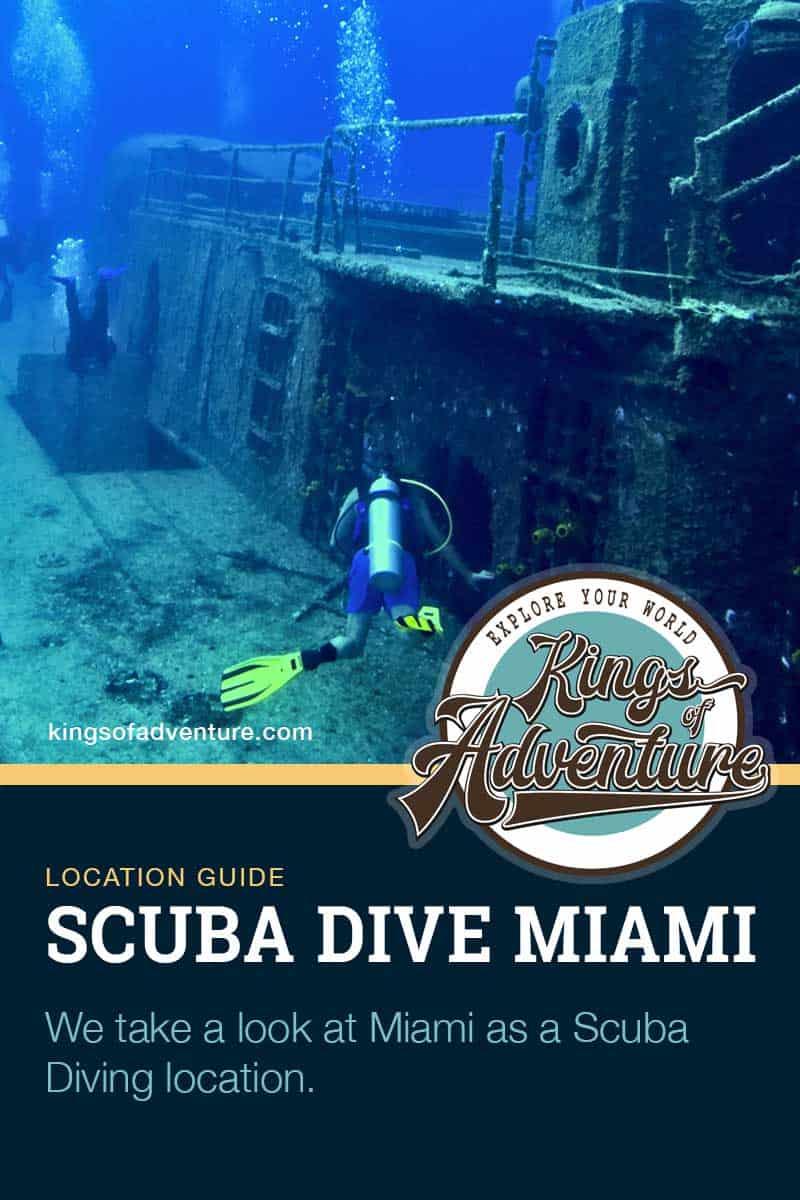 Scuba Dive Miami