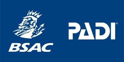 BSAC vs PADI