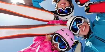 Kids Ski Snowboard Helmets