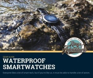 Best waterproof smartwatches FB