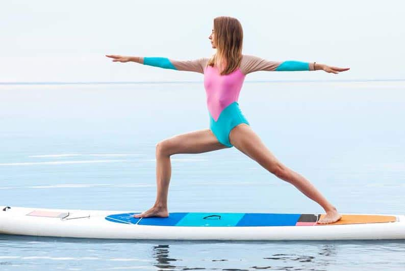 Relaxation Benefits of Paddle Boarding