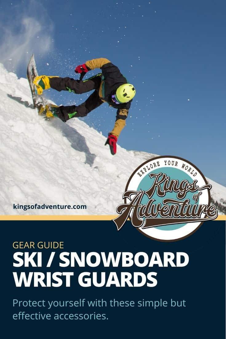 Best ski and snowboard wrist guards