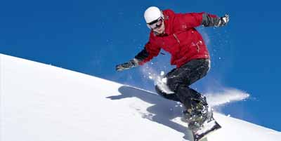 SNOWBOARD KNEE PADS