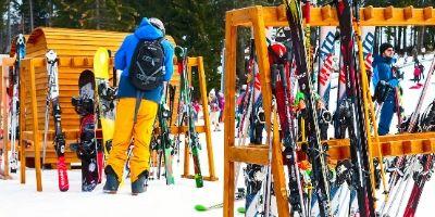 Ski & snowboard locks