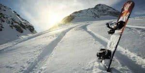 Snowboard binding setups