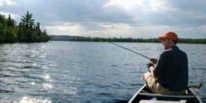 Best Canoe for Fishing