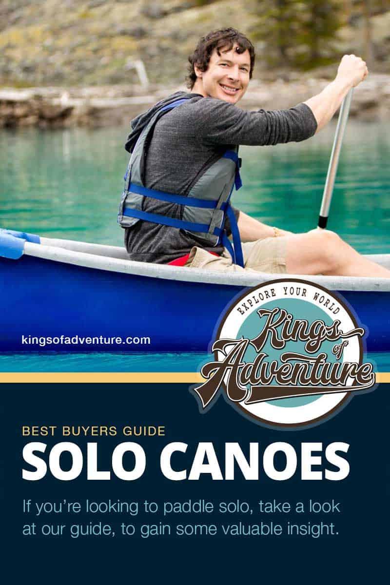 Best solo canoe