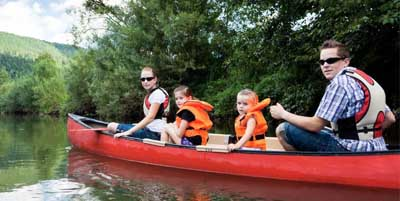 Family Canoe review