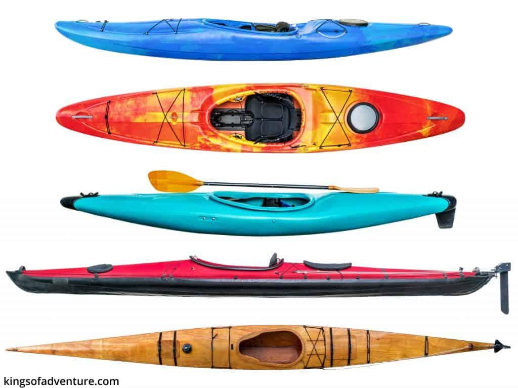 sit inside kayaks