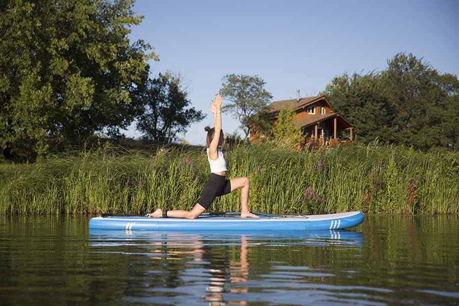 SUP Type Yoga
